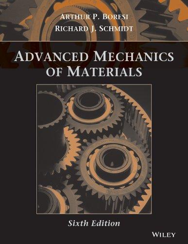 9780471438816: Advanced Mechanics of Materials