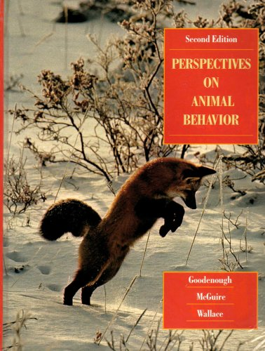 9780471439042: Perspectives on Animal Behavior: AND Student Survey Set