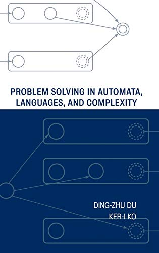9780471439608: Problem Solving in Automata, Languages, and Complexity