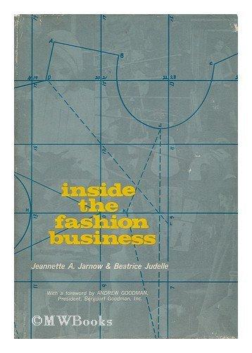 9780471440659: Inside the Fashion Business