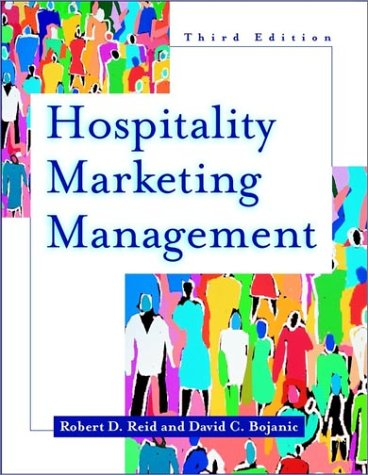 9780471442288: Hospitality Marketing Management, Third Edition and NRAEF Workbook Package