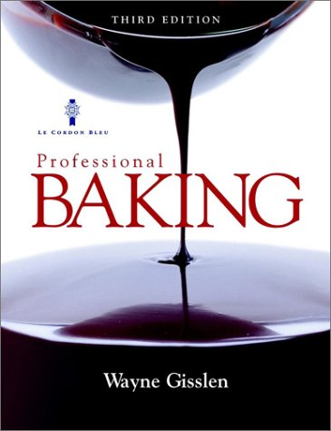 9780471442394: Professional Baking, Third Edition College and NRAEF Workbook Package