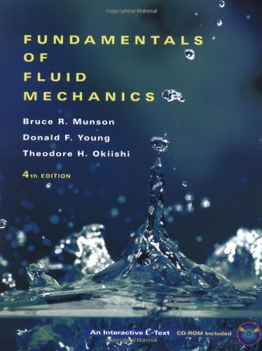 9780471442509: Fundamentals of Fluid Mechanics