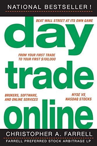 9780471442998: Day Trade Online: Start Trading for a Living