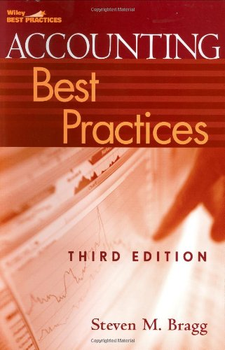 9780471444282: Accounting Best Practices