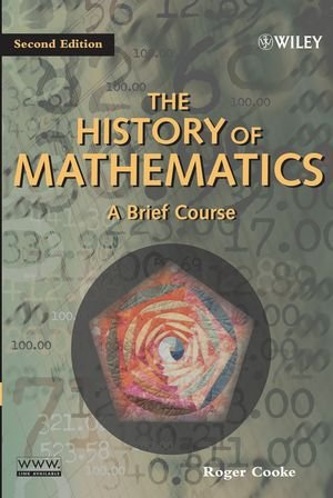 9780471444596: The History of Mathematics: A Brief Course