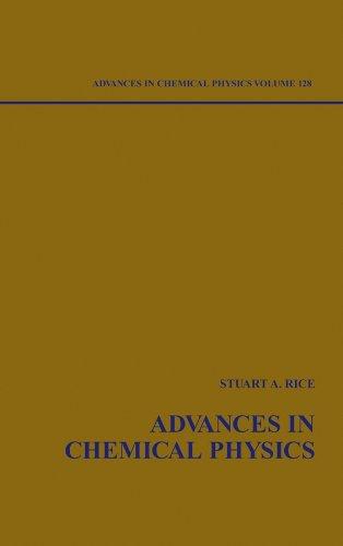 Advances in Chemical Physics: v. 128 (Hardback)
