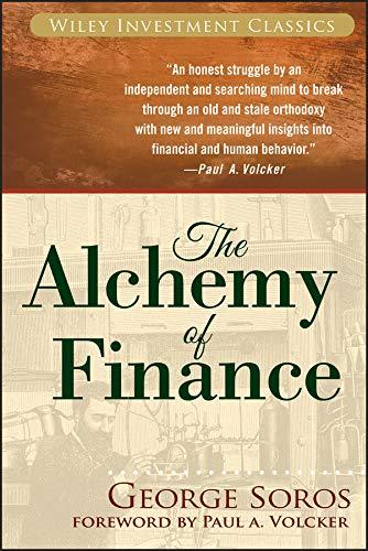 9780471445494: The Alchemy of Finance