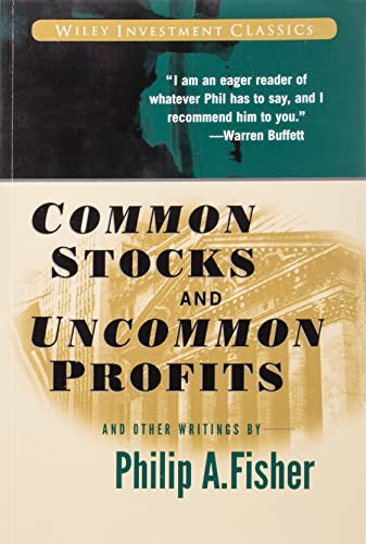 9780471445500: Common Stocks and Uncommon Profits and Other Writings (Wiley Investment Classics)