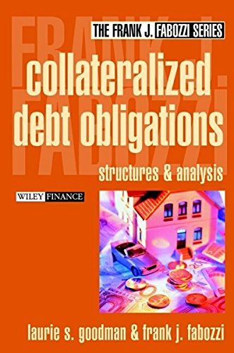 9780471445616: Collateralized Debt Obligations: Structures and Analysis (Frank J. Fabozzi Se...