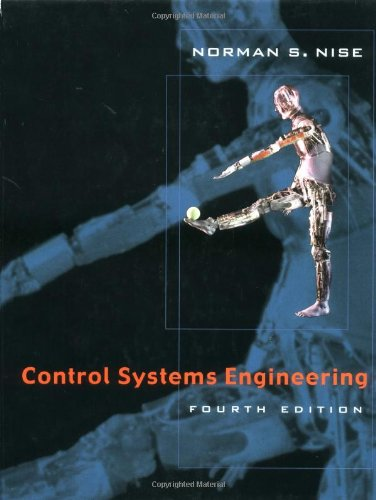 9780471445777: Control Systems Engineering, 4th Edition