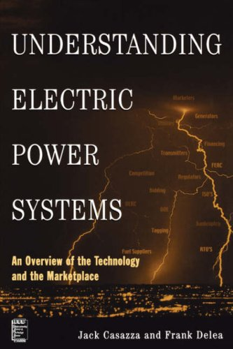 9780471446521: Understanding Electric Power Systems: An Overview of the Technology and the Marketplace (IEEE Press Understanding Science & Technology Series)