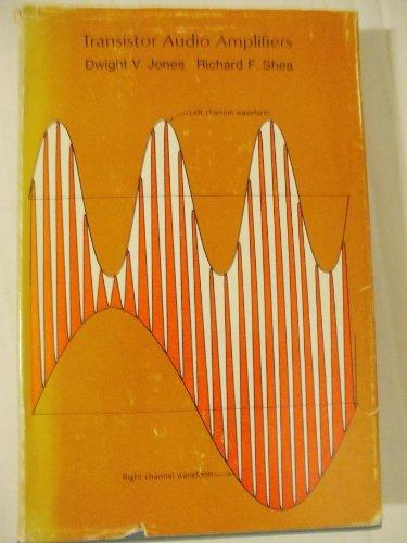 9780471447207: Transistor Audio Amplifiers