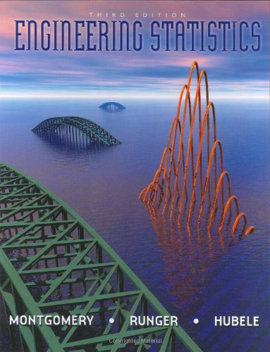 9780471448549: Engineering Statistics