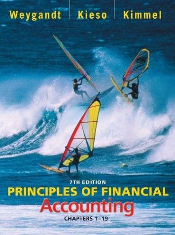 9780471448846: Accounting Principles, Financial Accounting, Chapters 1-19 & PepsiCo Annual Report