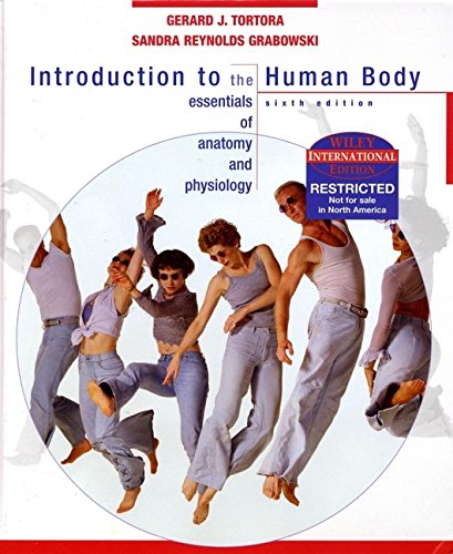 9780471448945: WIE Introduction to the Human Body