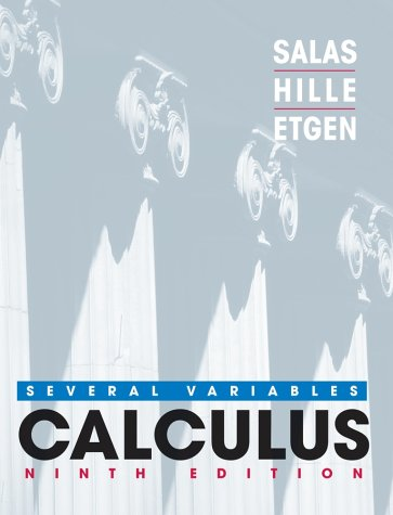 9780471449706: Calculus: Several Variables
