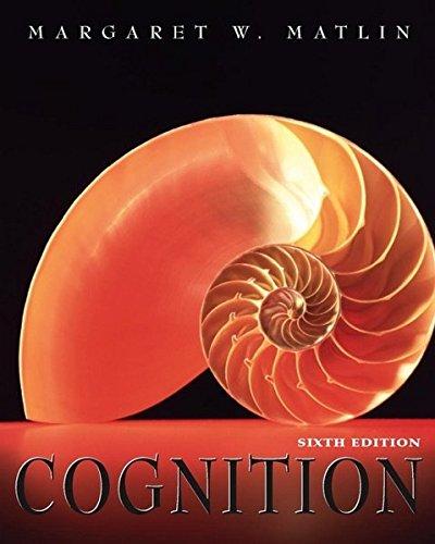 9780471450078: Cognition