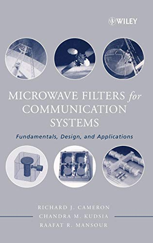 9780471450221: Microwave Filters for Communication Systems: Fundamentals, Design and Applications