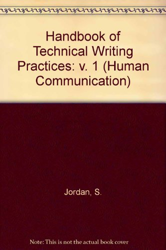 Technical writing services handbook