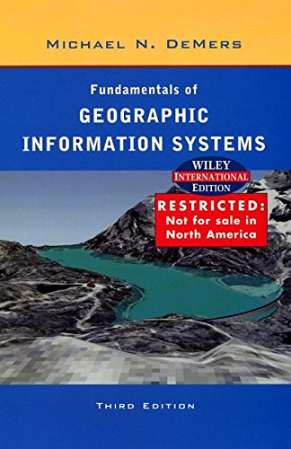 9780471451495: Fundamentals of Geographic Information Systems