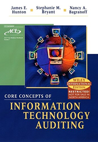 9780471451815: Core Concepts of Information Systems Auditing
