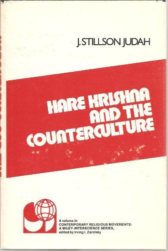 9780471452003: Hare Krishna and the Counterculture (Contemporary Religious Movements)