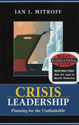 9780471452102: WIE Crisis Leadership, Planning for the Unthinkable