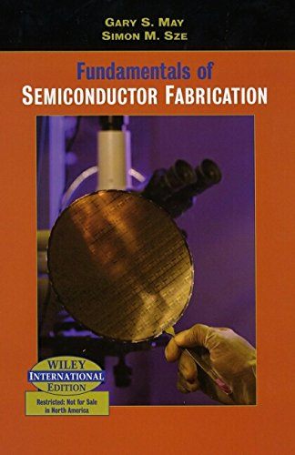 9780471452386: WIE Fundamentals of Semiconductor Fabrication
