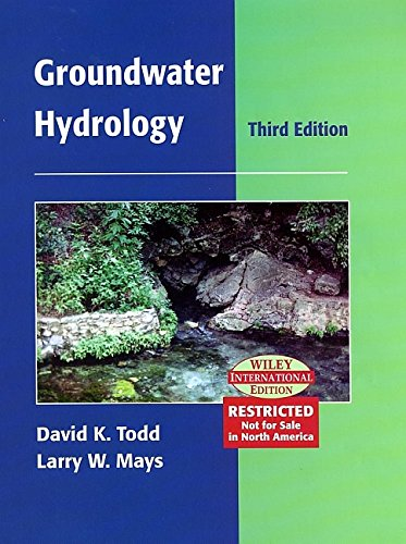 9780471452546: Groundwater Hydrology