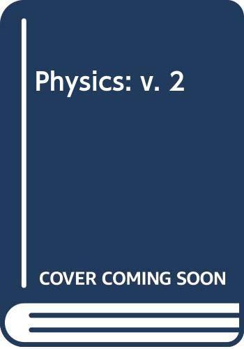 9780471452713: Physics: v. 2