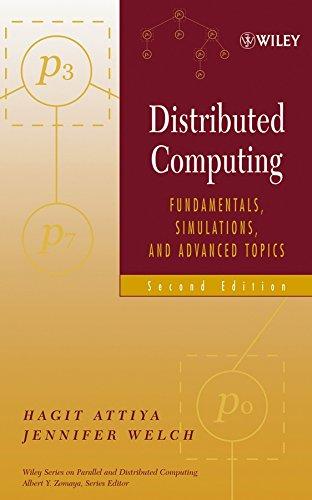 9780471453246: Distributed Computing: Fundamentals, Simulations, and Advanced Topics