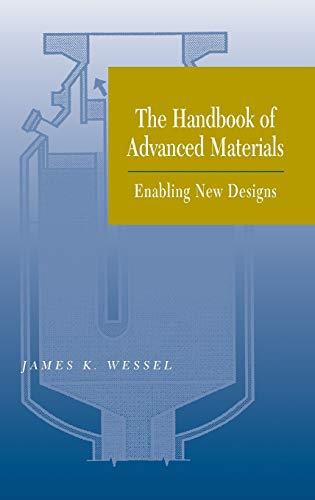 9780471454755: The Handbook of Advanced Materials: Enabling New Designs