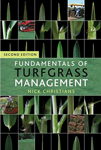 9780471454786: Fundamentals of Turfgrass Management