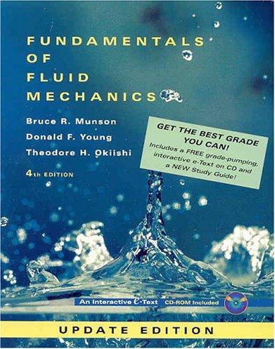 9780471456377: Fluid Mechanics, 4e Update Ed.
