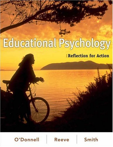 9780471456629: Educational Psychology: Reflection for Action