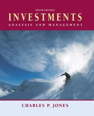9780471456667: Investments: Analysis and Management