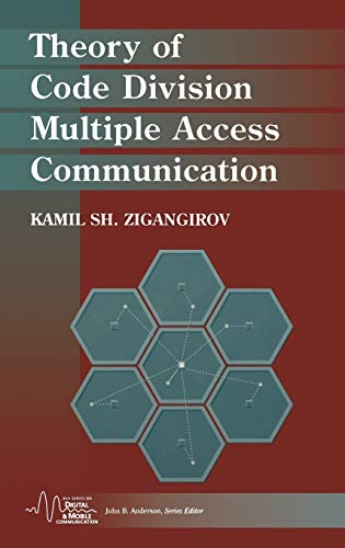 9780471457121: Theory of Code Division Multiple Access Communication (IEEE Series on Digital & Mobile Communication)