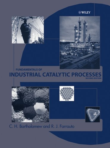 9780471457138: Fundamentals of Industrial Catalytic Processes