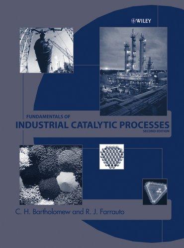 9780471457138: Fundamentals of Industrial Catalytic Processes