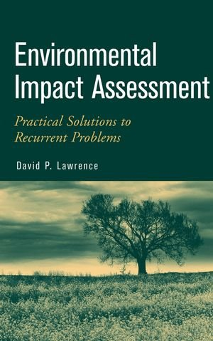 9780471457220: Environmental Impact Assessment: Practical Solutions to Recurrent Problems