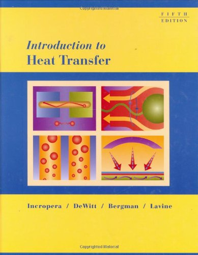 9780471457275: Introduction to Heat Transfer
