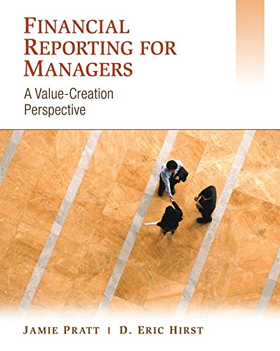 9780471457497: Financial Reporting for Managers: A Value-Creation Perspective