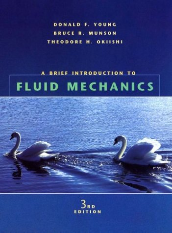 9780471457572: A Brief Introduction to Fluid Mechanics (Mechanical Engineering)