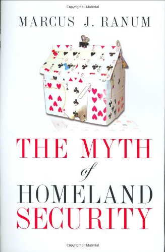 9780471458791: The Myth of Homeland Security