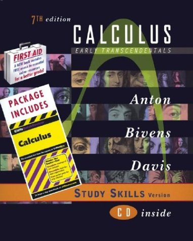9780471458975: Calculus Early Transcendentals : with CD and CliffsQuickReview Calculus
