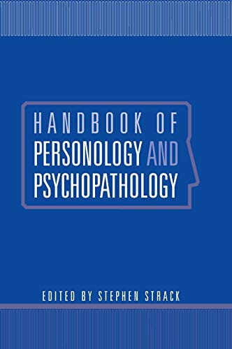 9780471459071: Handbook of Personology and Psychopathology