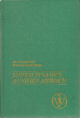 9780471459408: System dynamics: A unified approach