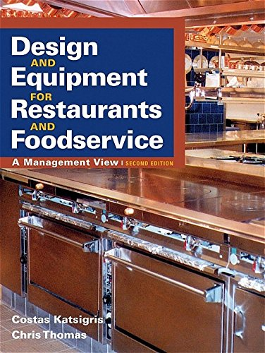 9780471460060: Design and Equipment for Restaurants and Foodservice: A Management View
