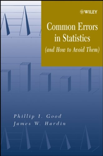9780471460688: Common Errors in Statistics: (and How to Avoid Them)